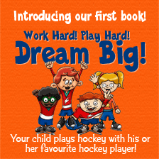 Check Out Our Hockey Book!