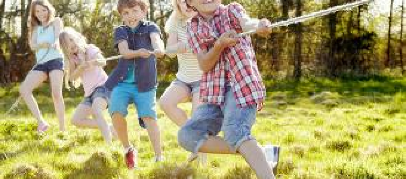 Extracurricular Activities Can Boost Kid's Confidence